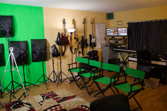Reel Filming Studio Pic 2